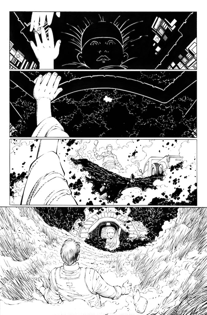 DC Comics Preview: Superman: Year One