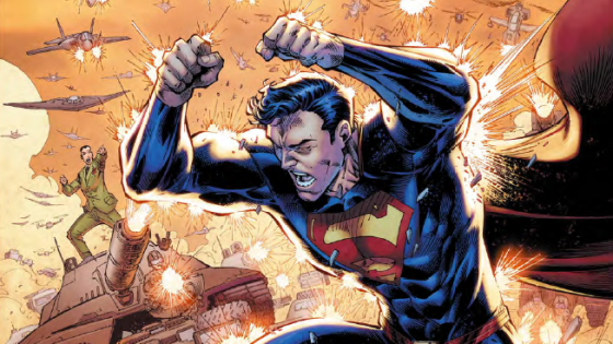 Clark has a talk with his father-in-law and Cyborg Superman gets his due.