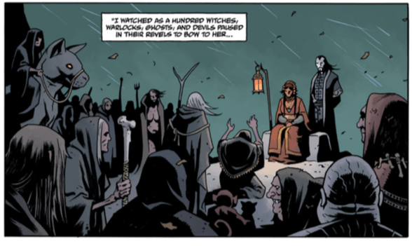 Koshchei the Deathless #4 Review