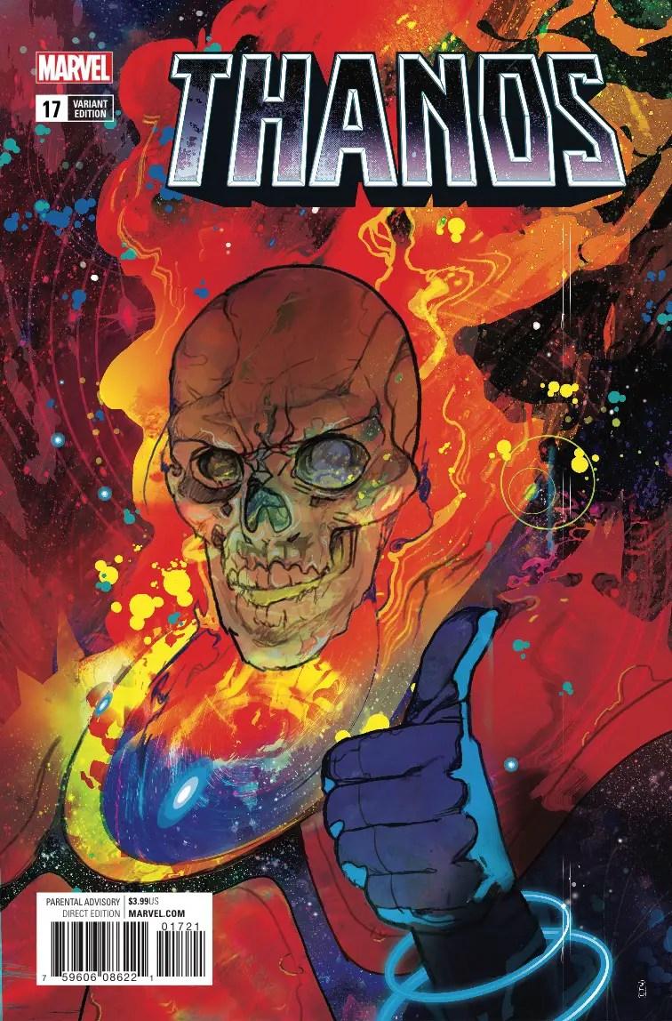 Thanos #17 Review