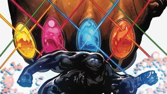 Marvel Preview: Thanos #17
