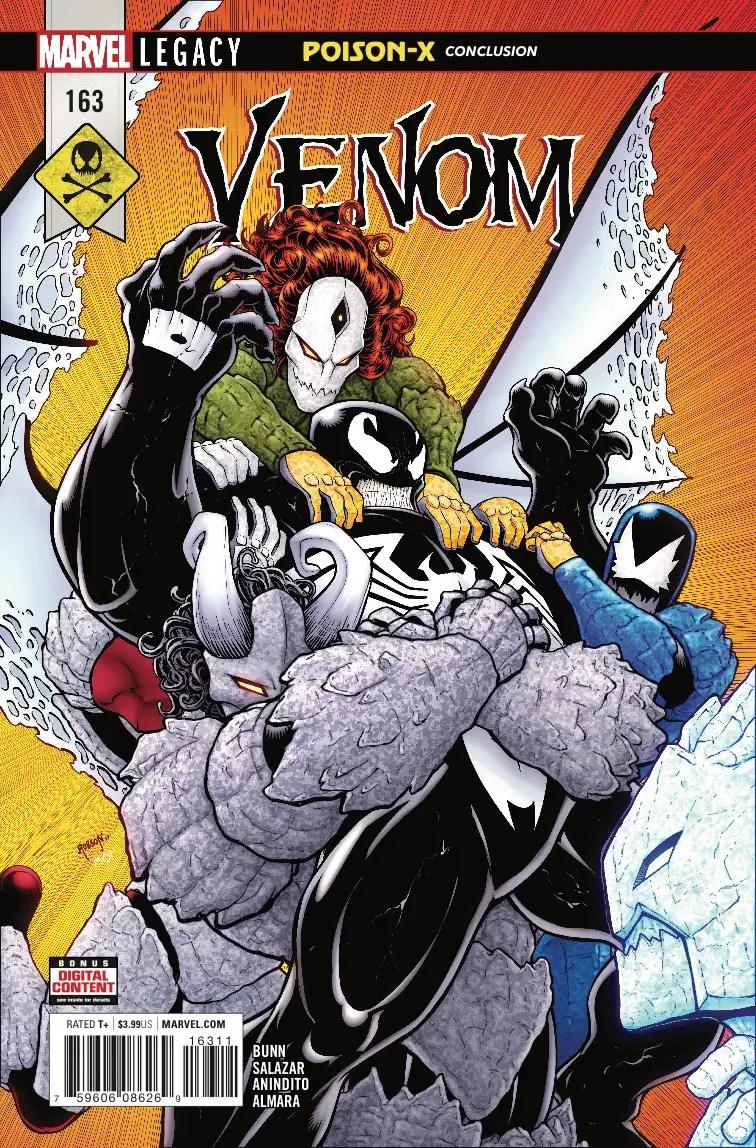 Venom #163 Review