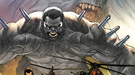 'Weapon H Vol. 1: AWOL' review: Creature feature meets superhero storytelling