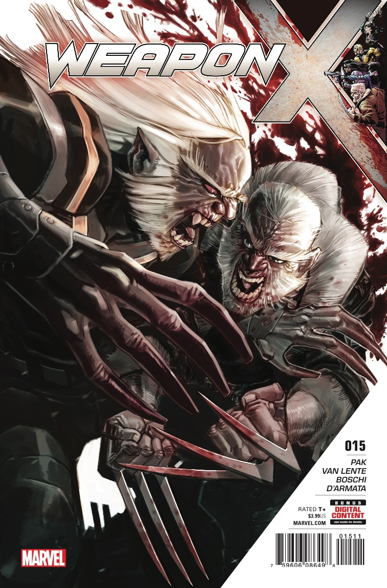 'Weapon X Vol. 3: Modern Warfare' review: Action heavy with a Logan focus