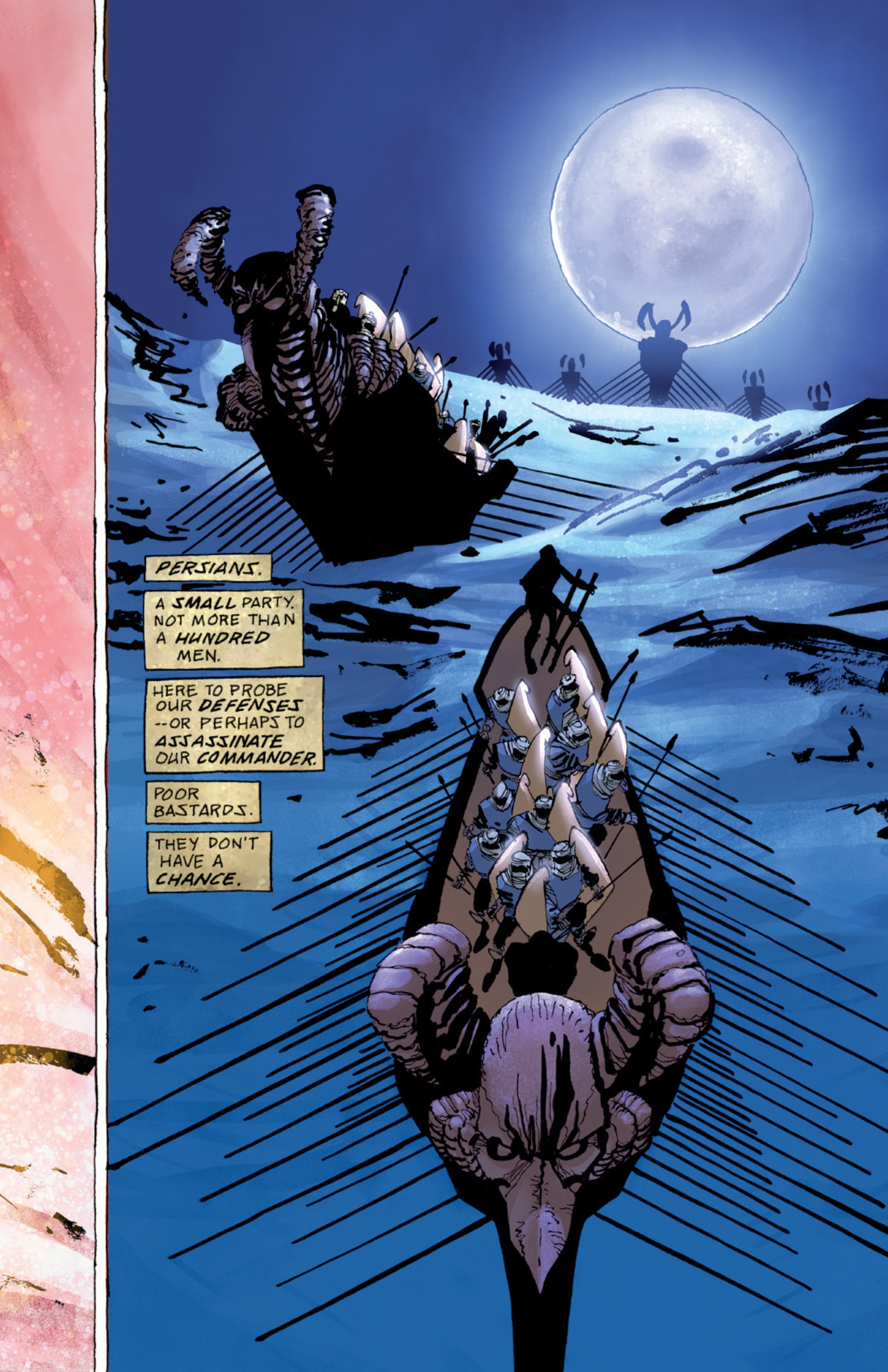 Xerxes: The Fall of the House of Darius and the Rise of Alexander #1 Review
