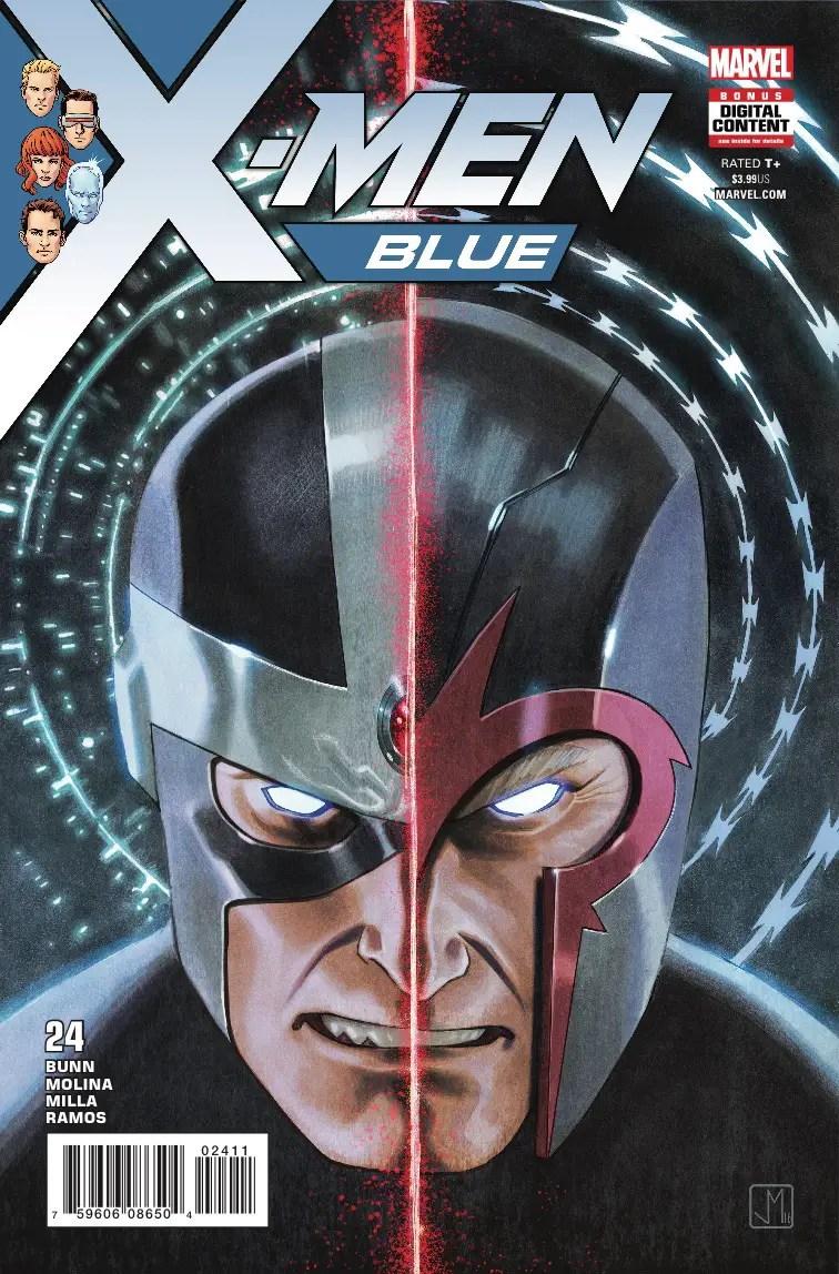 X-Men Blue #24 review