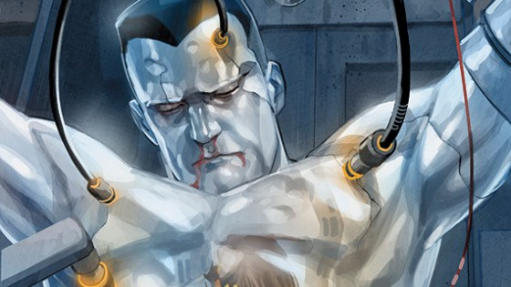 First Look: Kitty and Colossus tie the knot this April