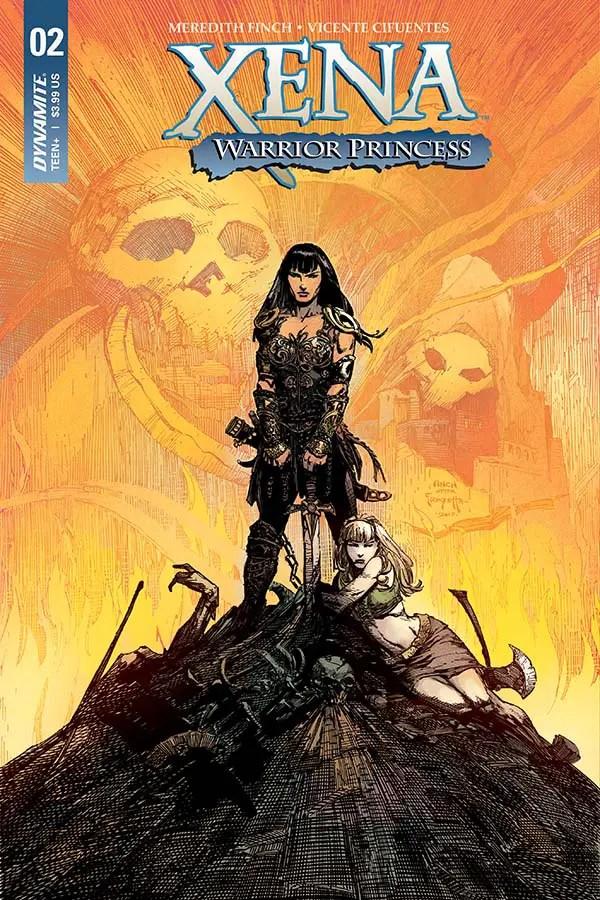 Xena: Warrior Princess #2 Review