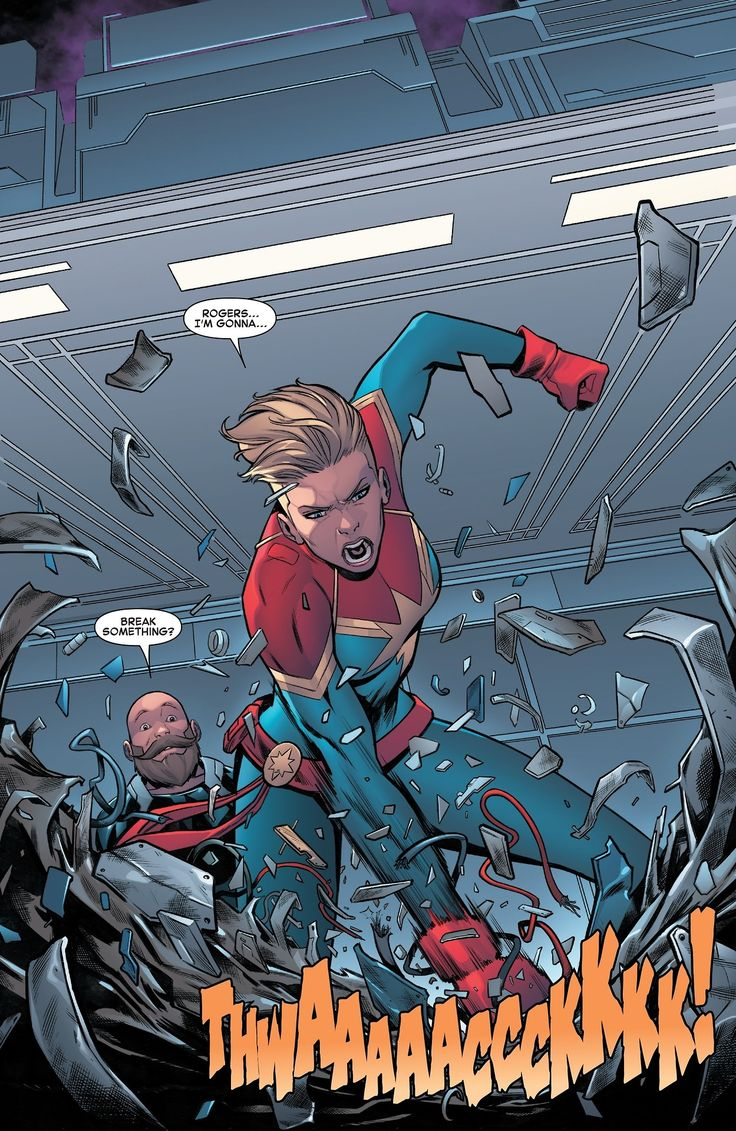 'The Mighty Captain Marvel Vol. 2: Band of Sisters' is an overall uninspiring Danvers story