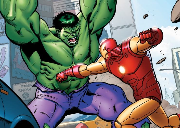Avengers: Mighty Origins review: A fun superhero story with great characters