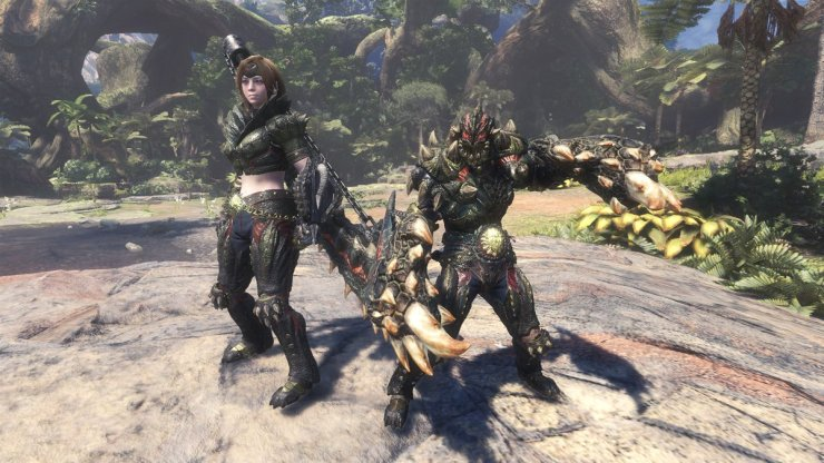 There's a monster-sized update coming to Monster Hunter: World