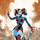 """Harley Goes to Apokolips and Gets """"New God"""" Powers This July"""