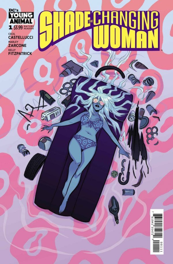 Shade, The Changing Woman #1 Review