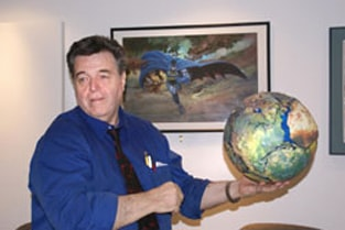 """So really -- why DOES Neal Adams believe in a """"growing Earth""""?"""