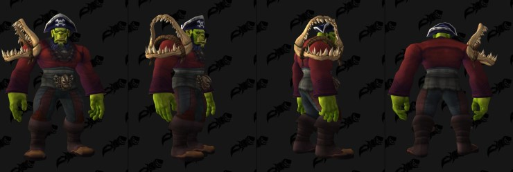 Patches the Pirate to appear in 'World of Warcraft: Battle for Azeroth'