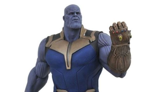 Diamond Select Infinity War Statues Revealed