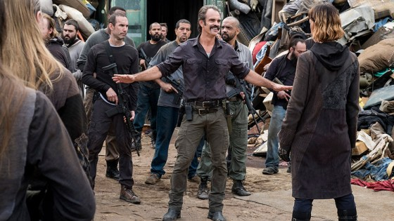 The Walking Dead: Season 8, Episode 10 'The Lost and the Plunderers' Review