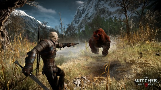 Will The Witcher join Soul Calibur VI?