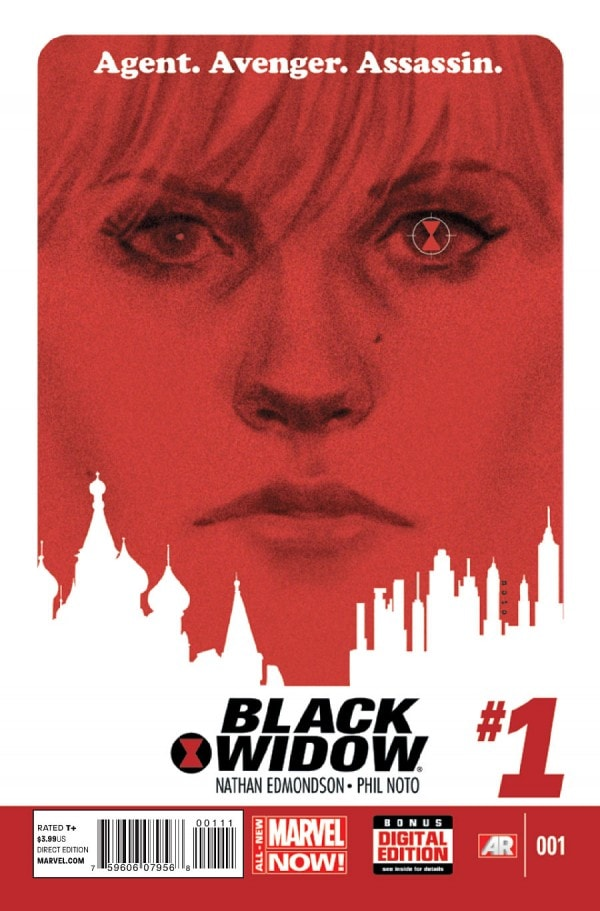 Judging by the Cover - Our favorite Black Widow covers of all time