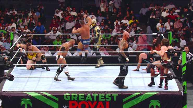 WWE Greatest Royal Rumble review: The grandest house show ever