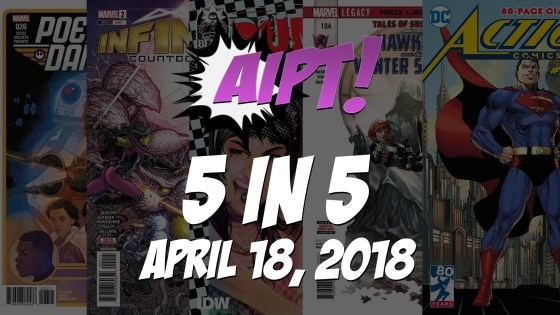 Action Comics #1000. Nuff said!