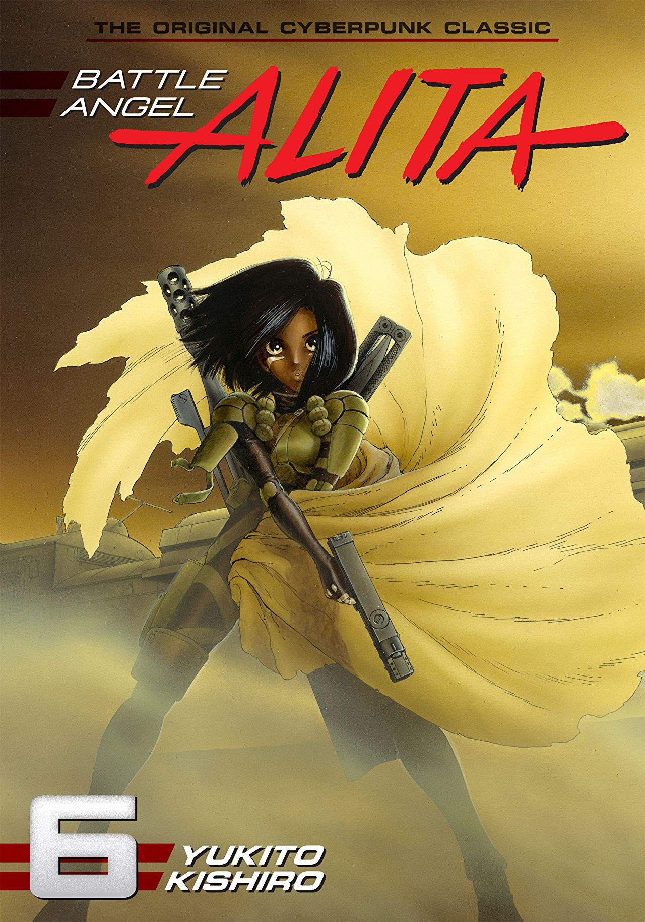 Battle Angel Alita Deluxe Edition 3 Review