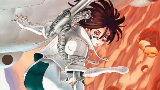Alita's story jumps 200 years into the future.