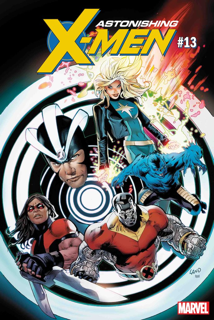 Now is a great time to revisit Matthew Rosenberg's Astonishing X-Men run.