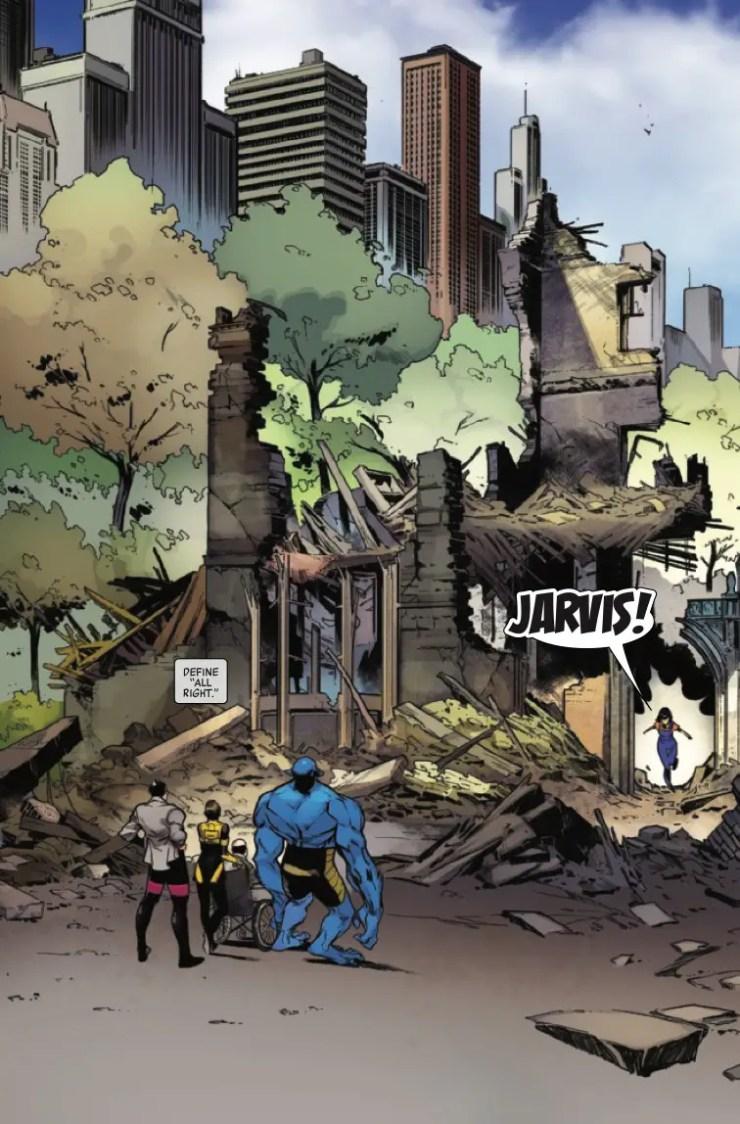 Marvel Preview: Avengers #690