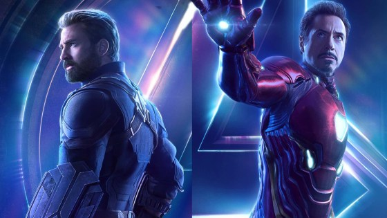 Leaked 'Avengers 4' script details hint at possible Captain America and Iron Man reunion