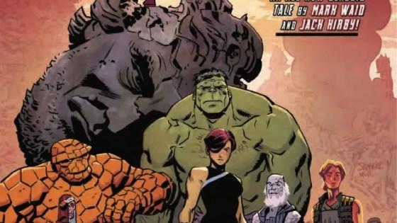 Marvel Preview: Captan America #700