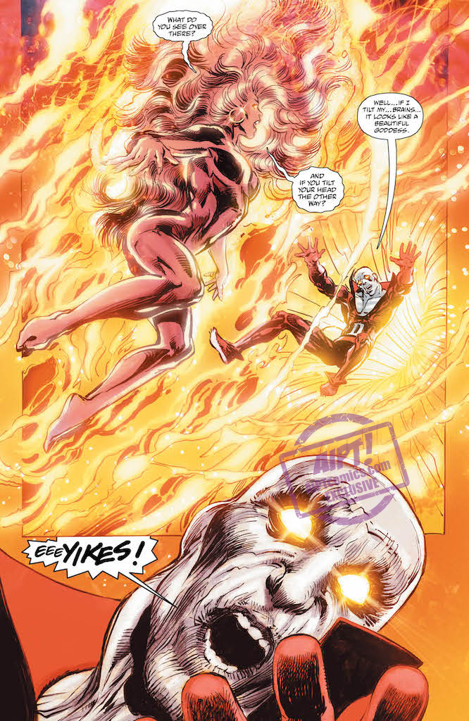[EXCLUSIVE] DC Comics Preview: Deadman #6