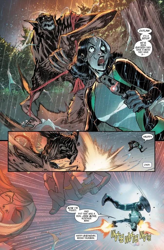 Marvel Preview: Domino #1