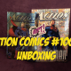 We unbox the special 'Action Comics' swag box from DC Comics.