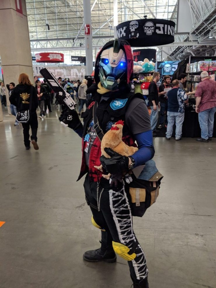Here's the best cosplay from PAX East 2018 - Day 1