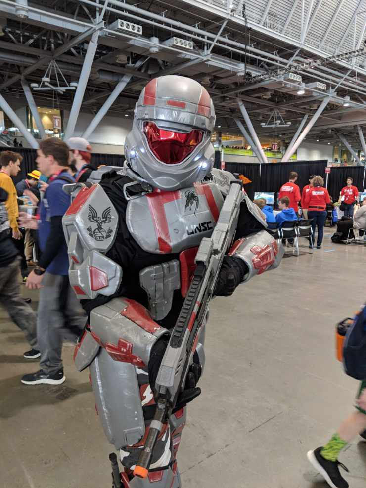 PAX East 2018 - Best Cosplay of Day 1