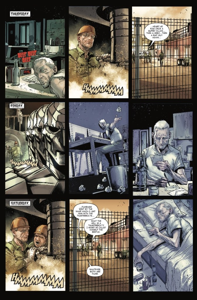 Marvel Preview: Old Man Hawkeye #4