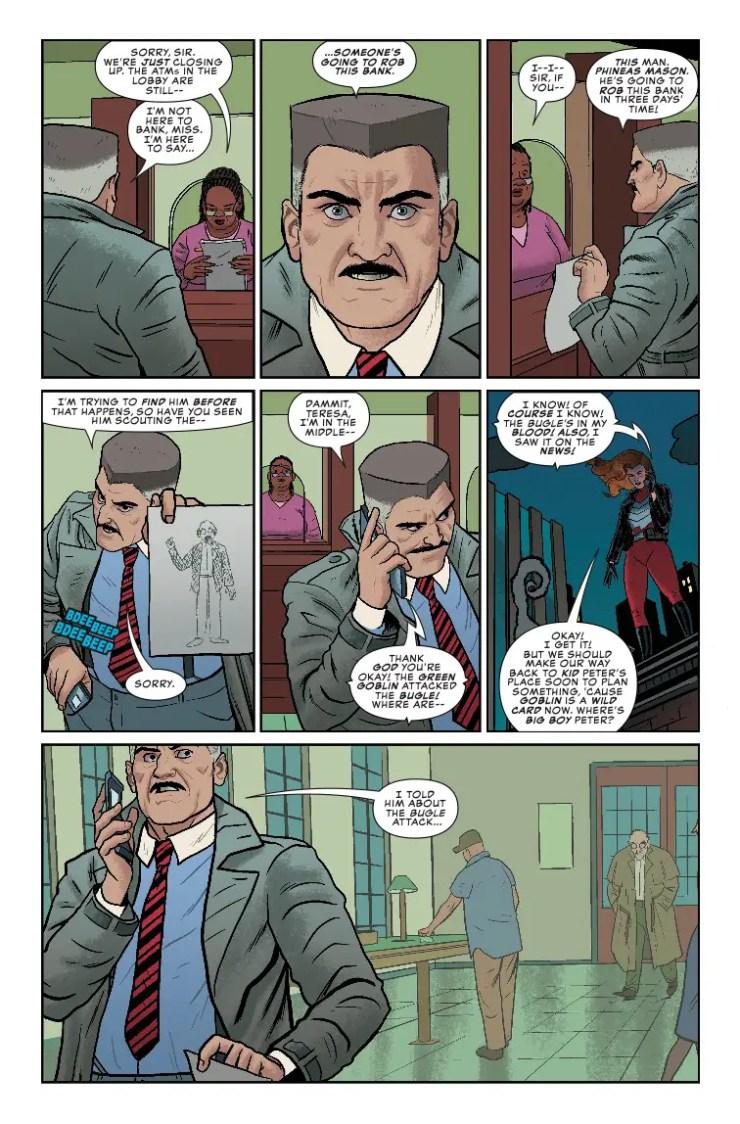 Marvel Preview: Peter Parker: The Spectacular Spider-Man #303
