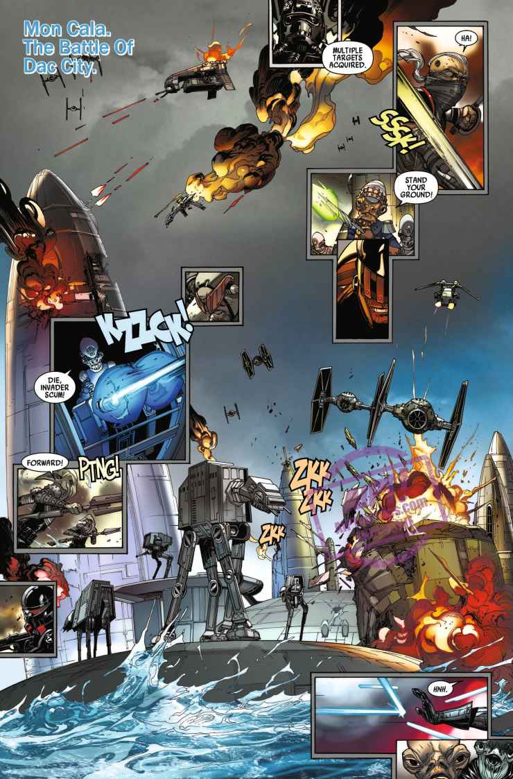 [EXCLUSIVE] Marvel Preview: Darth Vader #14