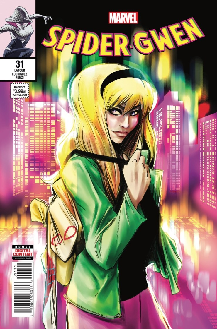 Marvel Preview: Spider-Gwen #31