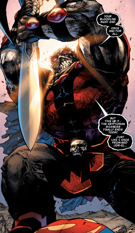 Brian Michael Bendis rewrites Superman history in Action Comics #1000
