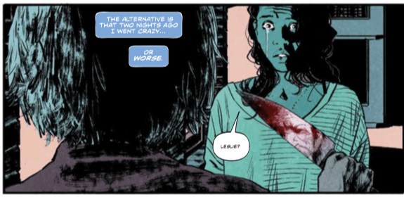 Infidel #2 Review