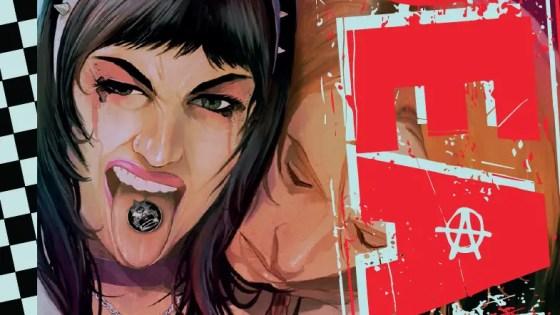 Punks Not Dead #3 Review