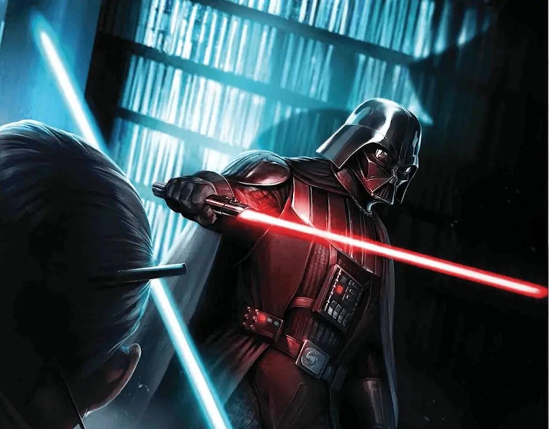 'Star Wars: Darth Vader Vol. 2: Legacy's End' digs deeper into Vader's inner rage