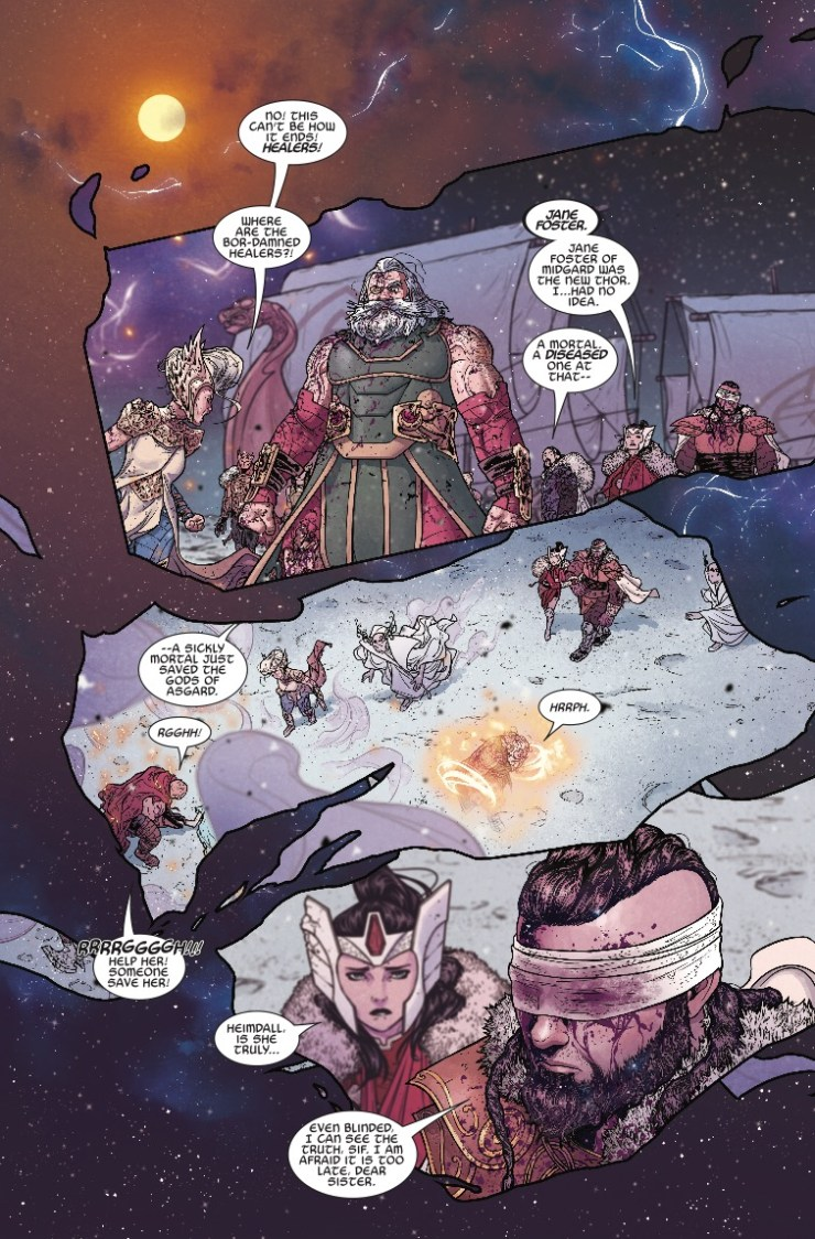 Marvel Preview: The Mighty Thor #706