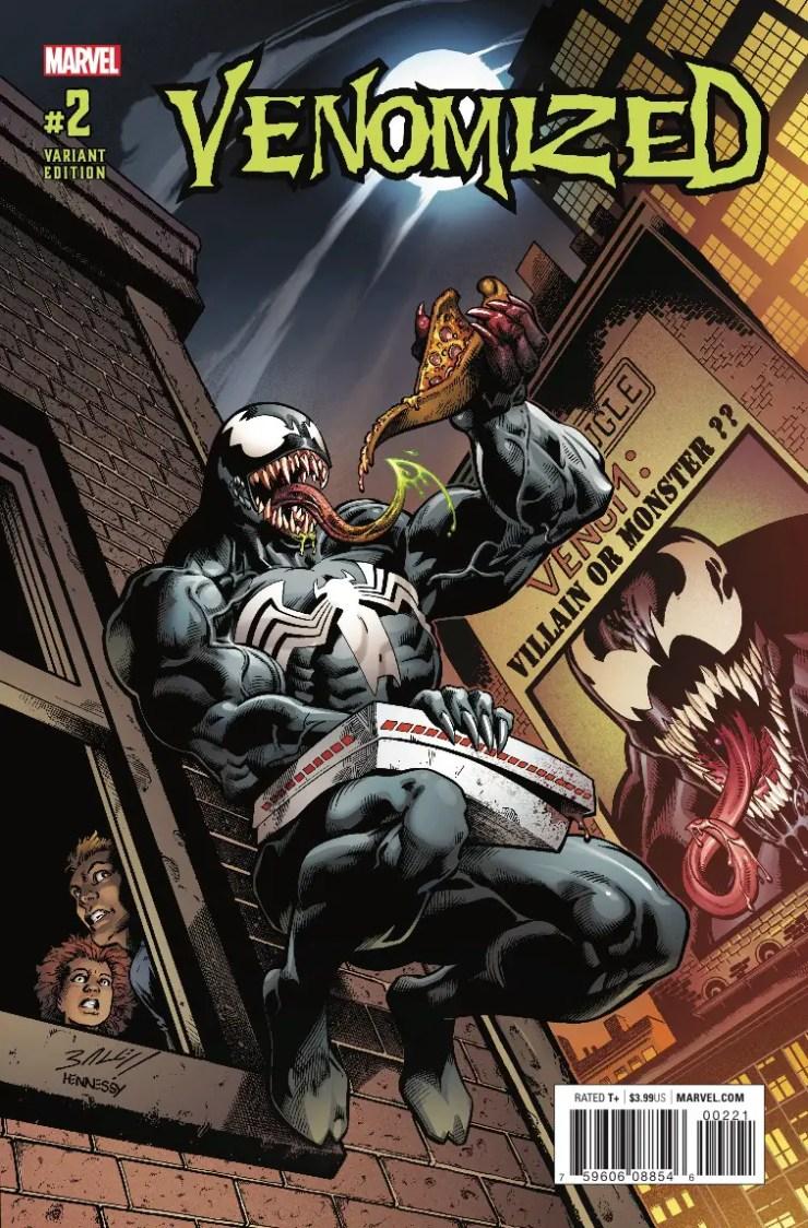 Marvel Preview: Venomized #2