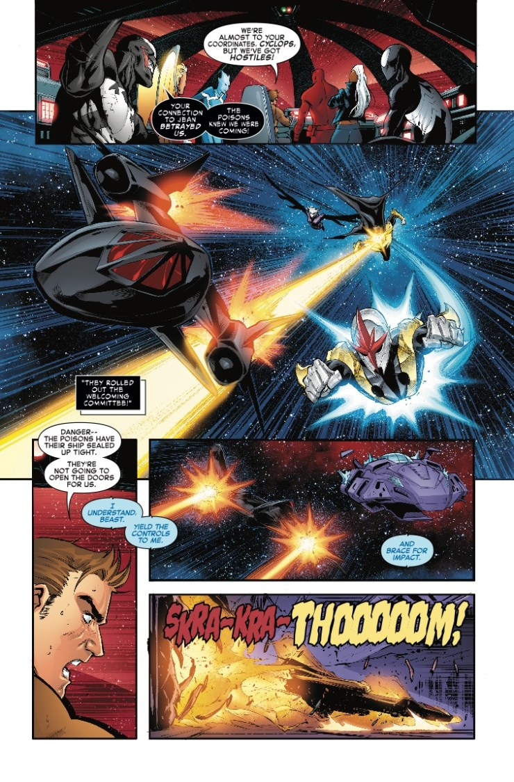Marvel Preview: Venomized #5