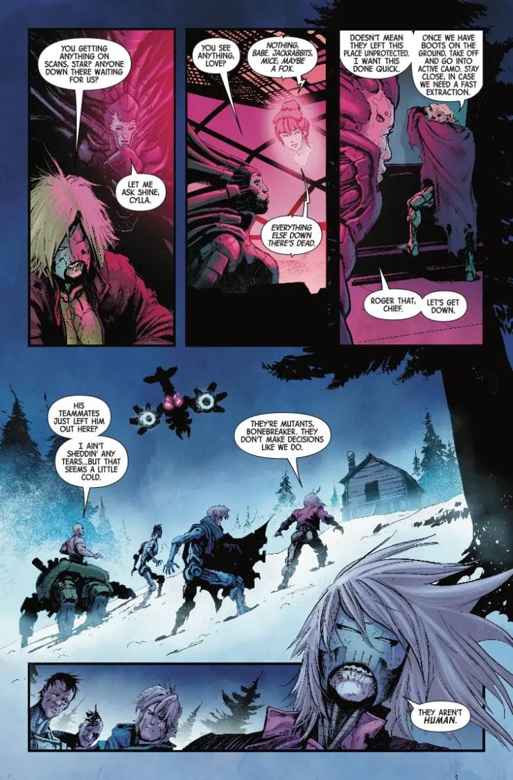Marvel Preview: Hunt For Wolverine #1
