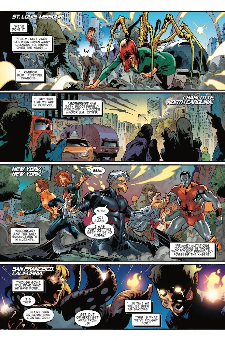 X-Men Blue #26 review