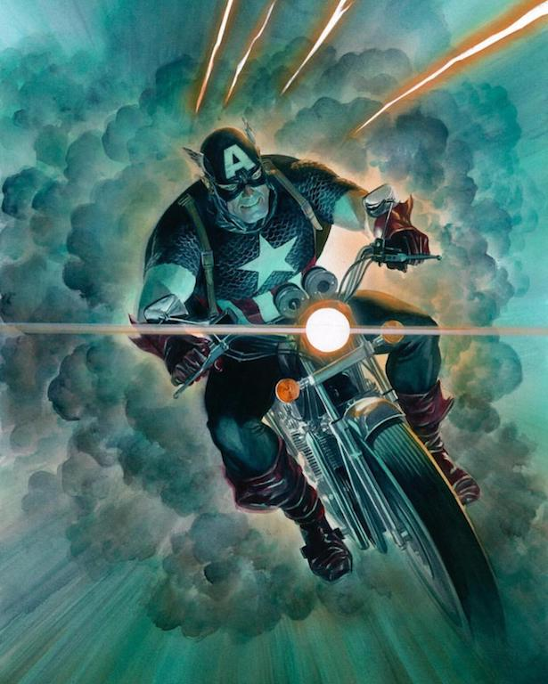 Captain America #700 review: A hero for hope in an age of cynicism